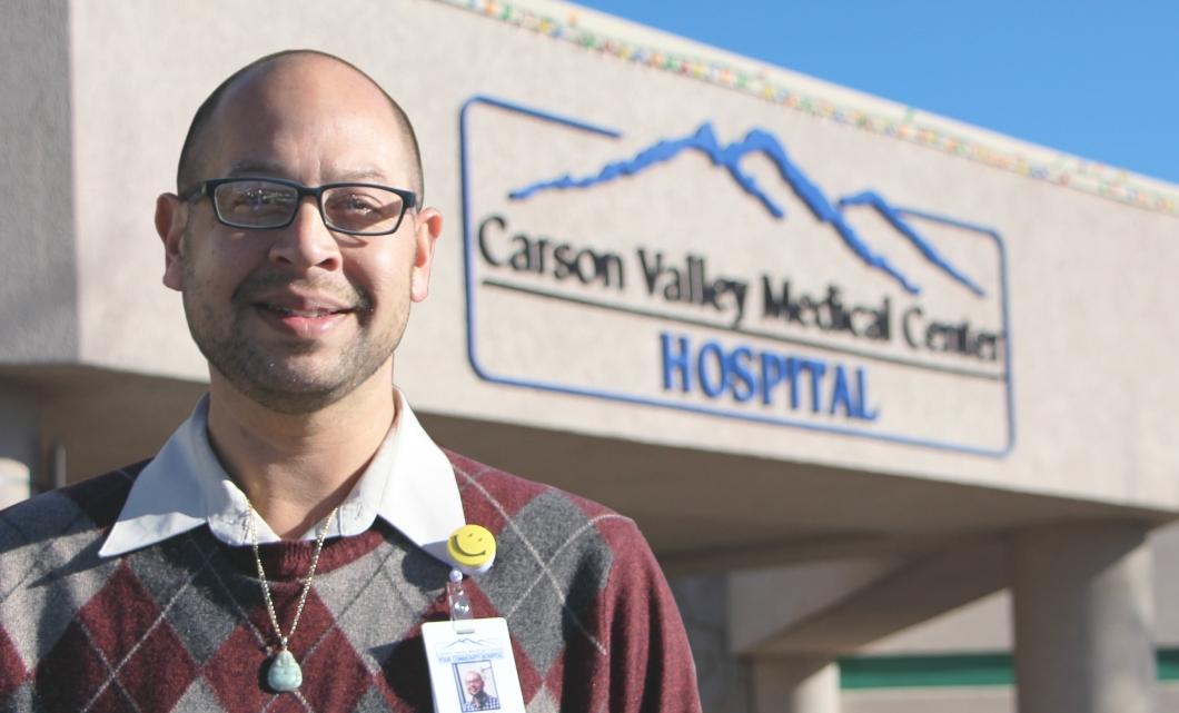 James Courtney, Patient Advocate