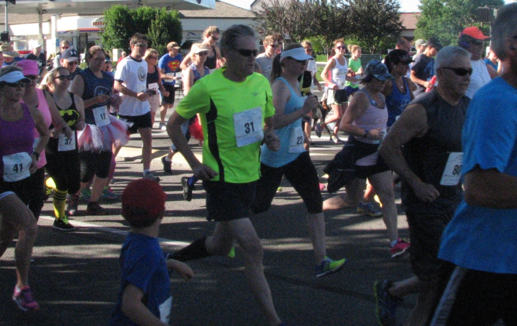 carson valley days 5k walk jog run set for june 9 healthy carson