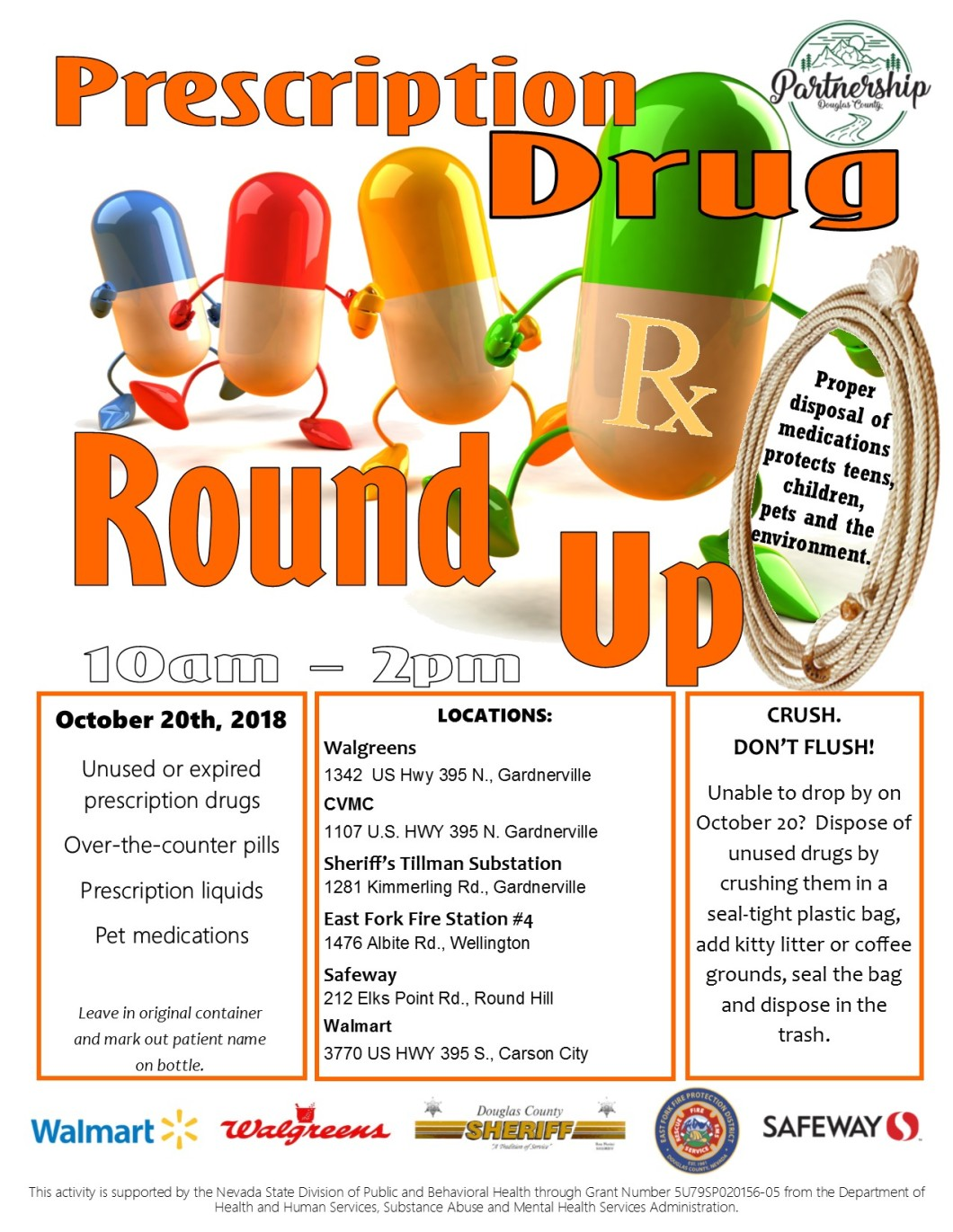 RX Roundup Flyer October 2018