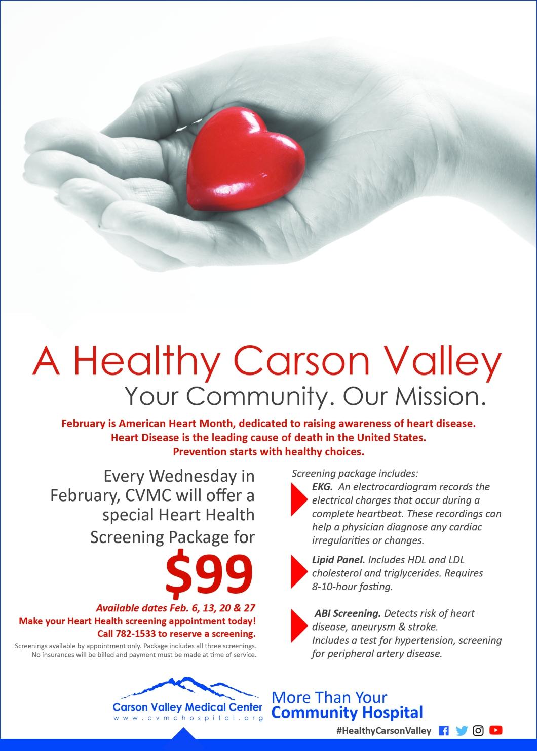 CVMC Heart Health 2019