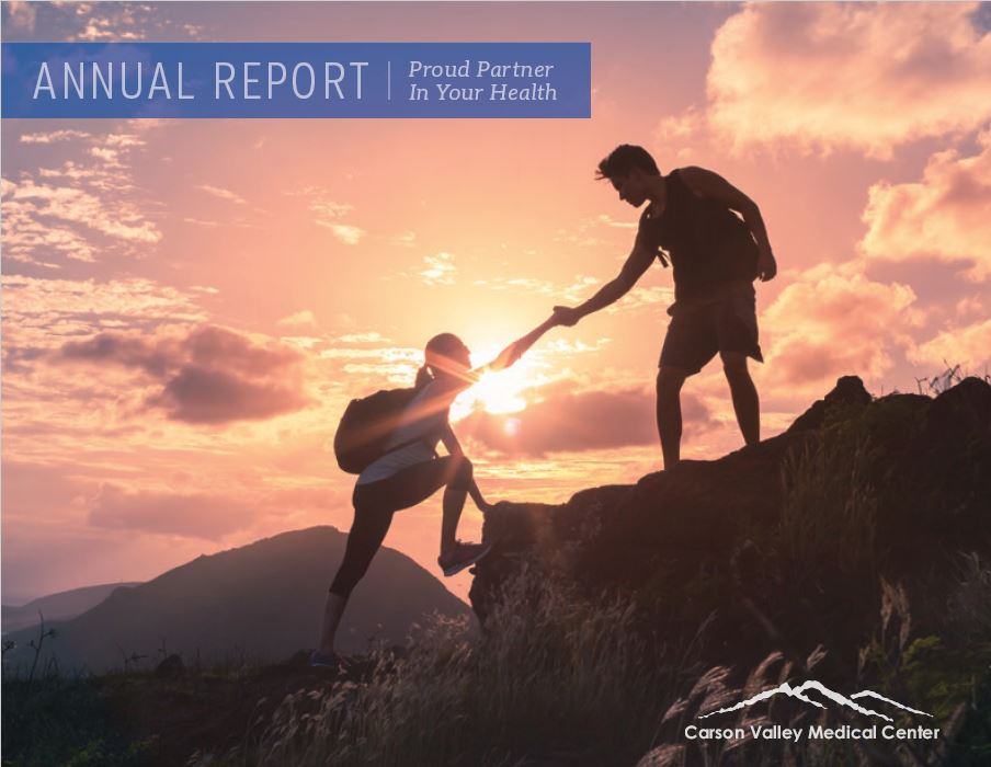 2019 Annual Report Cover
